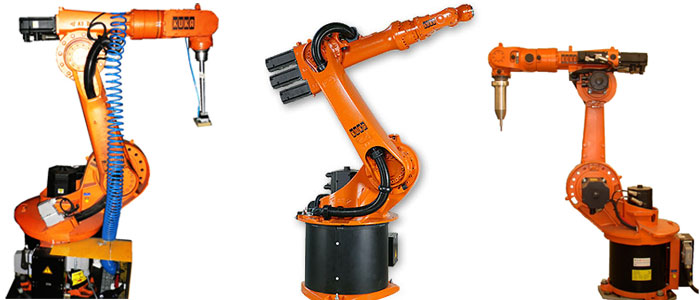 PICK AND PLACE ROBOT DEALER